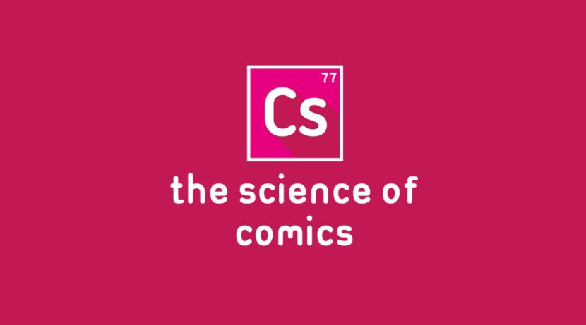 The Science of Comics
