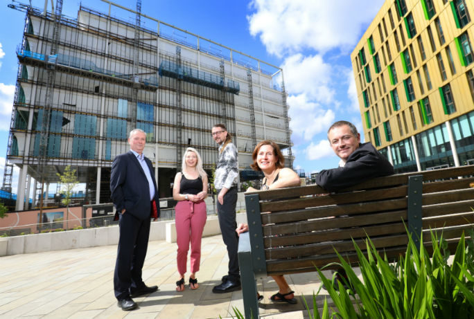 CREATIVE SPACE APPOINTED FOR NORTH EAST'S LARGEST NEW GRADE A BUILDING