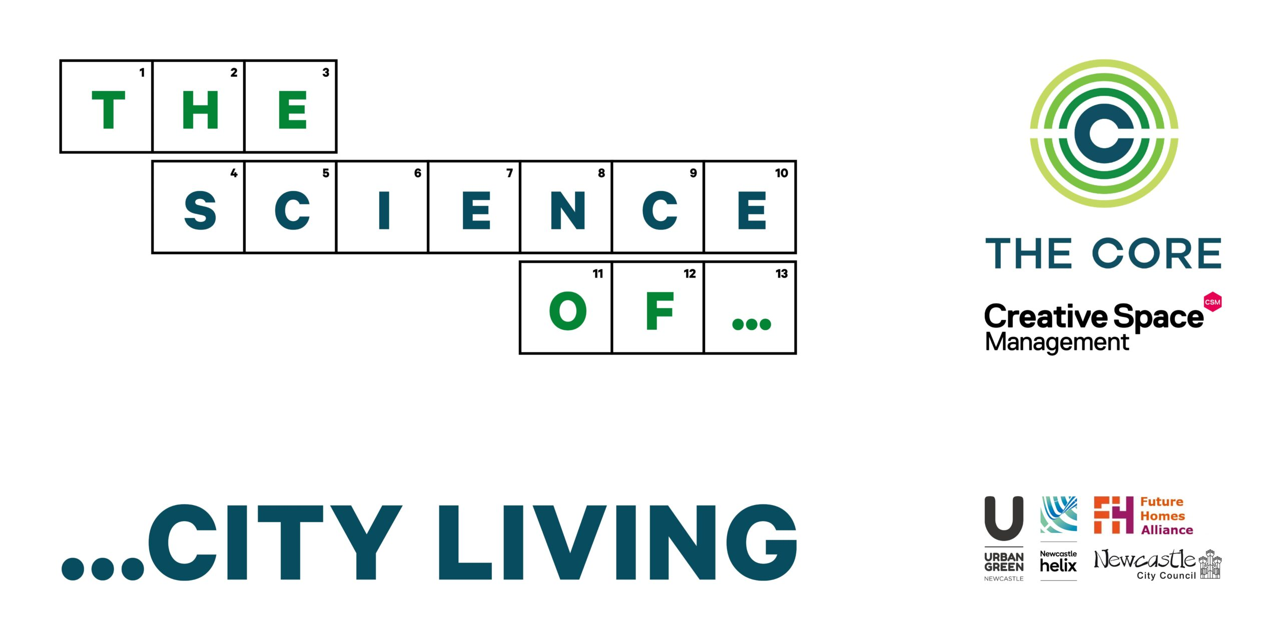 The Science of…City Living: 17th February 2021, 1pm to 2pm via Zoom