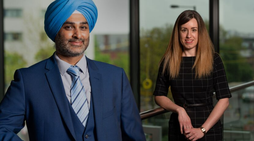 Growing legal firm move into The Core