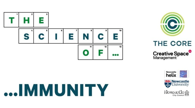 EVENT: The Science of… Immunity – Friday 16th July 1pm – 2pm via Zoom